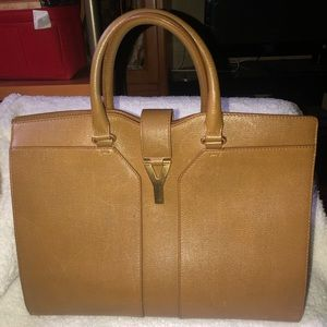 YSL cabbas Chyc structured large bag